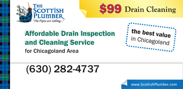 Drain Cleaning in Woodridge Illinois