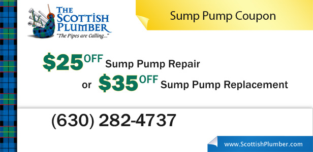 Sump pump repair Woodridge Illinois